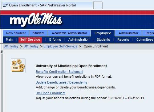 Open Enrollment Goes Online With SAP Employee Self-Service - TECHNews